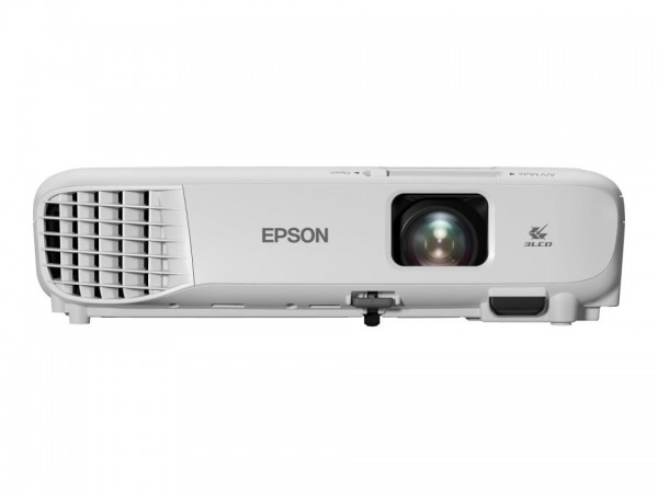 Epson EB-W06 - 3-LCD-Projektor - tragbar - 3700 lm (weiß) - 3700 lm (Farbe) - WXGA (1280 x 800) - 16