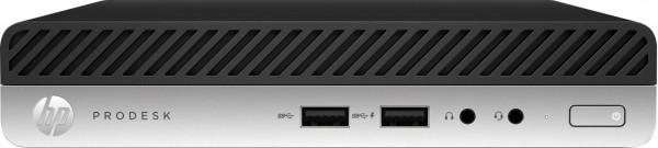 HP ProDesk 400 G5. Prozessor-Taktfrequenz: 3,1 GHz, Prozessorfamilie: Intel® Core™ i3 der 9. Generat