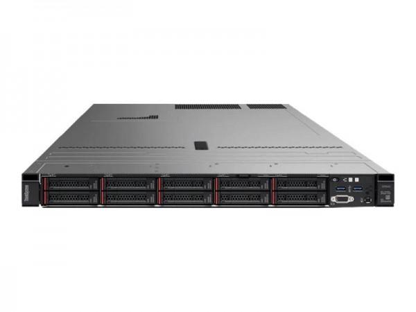 Lenovo ThinkSystem SR645 7D2X - Server - Rack-Montage - 1U - zweiweg - 1 x EPYC 7262 / 3.2 GHz - RAM