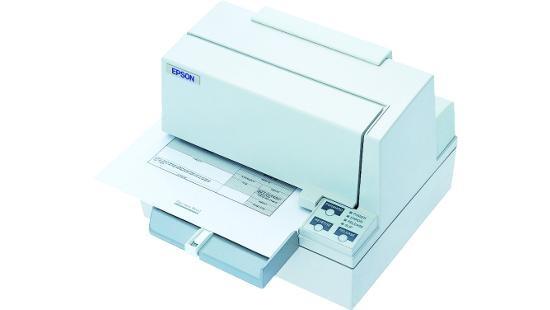 Epson TM-U590. Drucktechnologie: Punktmatrix, Typ: POS-Drucker, Zeichendichte: 16,7 Zeichen pro Zoll