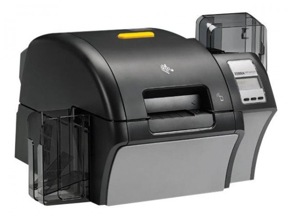 Zebra ZXP Series 9 - Plastikkartendrucker - Farbe - Duplex - Thermosublimations-Rückübertragung - CR