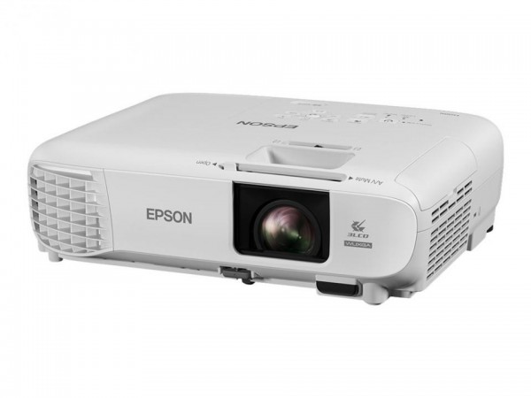 Epson EB-U05 - 3-LCD-Projektor - tragbar - 3400 lm (weiß) - 3400 lm (Farbe) - WUXGA (1920 x 1200) -