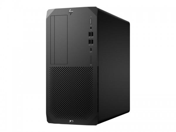 HP Workstation Z2 G5 - Tower - 5U - 1 x Core i7 10700 / 2.9 GHz - vPro - RAM 8 GB - SSD 256 GB - NVM