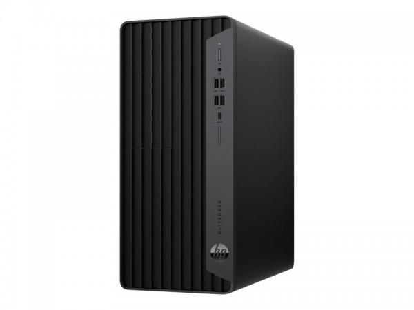 HP EliteDesk 800 G6 - Tower - Core i5 10500 / 3.1 GHz - vPro - RAM 16 GB - SSD 512 GB - NVMe, TLC -