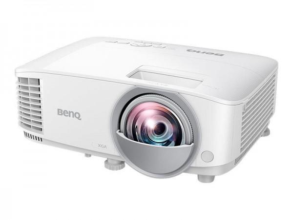 BenQ MX825STH - DLP-Projektor - tragbar - 3500 ANSI-Lumen - XGA (1024 x 768) - 4:3 - Short-Throw Fix