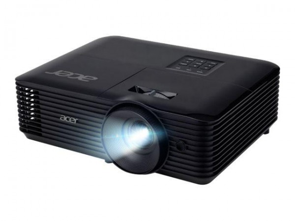 Acer X1328WH - DLP-Projektor - UHP - tragbar - 3D - 4500 ANSI-Lumen - WXGA (1280 x 800) - 16:10