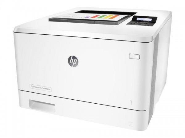 HP Color LaserJet Pro M452dn - Drucker - Farbe - Duplex - Laser - A4/Legal - 38.400 x 600 dpi - bis