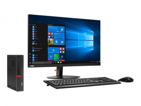 Lenovo ThinkCentre M920q 10RS - Mini - Core i5 9500T / 2.2 GHz - vPro - RAM 16 GB - SSD 512 GB - TCG