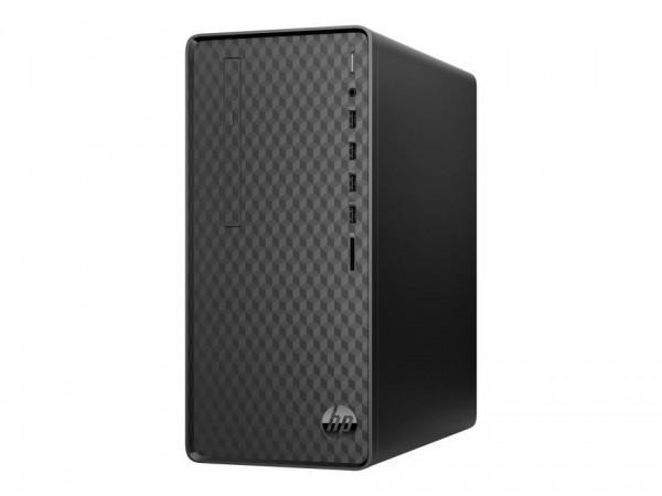 HP Desktop M01-F0229ng - Mini-ITX - Core i5 9400 / 2.9 GHz - RAM 8 GB - SSD 256 GB - NVMe - DVD-Writ
