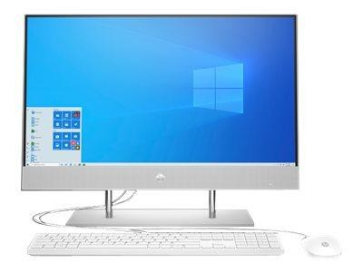 HP 24-dp0005ng - All-in-One (Komplettlösung) - Ryzen 3 4300U / 2.7 GHz - RAM 8 GB - SSD 512 GB - NVM