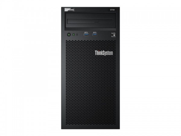 Lenovo ThinkSystem ST50 7Y48 - Server - Tower Prozessor Festplatte 7Y48A02DEA