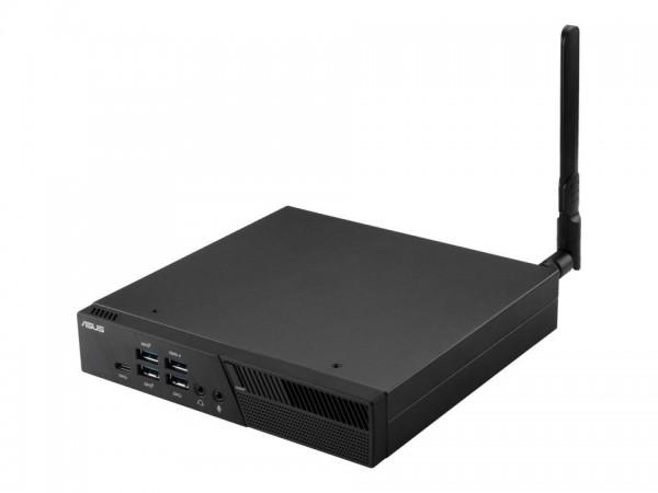 ASUS Mini PC PB60 B3625MV - Mini-PC - Core i3 9100T / 3.1 GHz - RAM 8 GB - SSD 256 GB - UHD Graphics