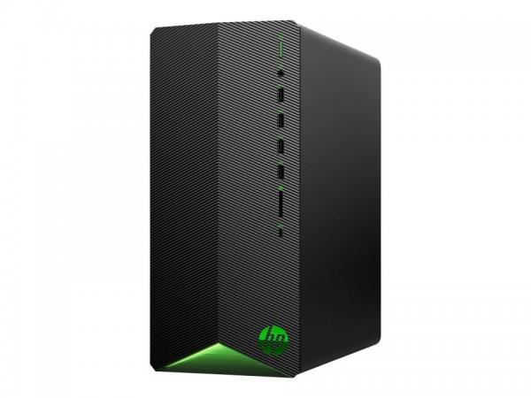 HP Pavilion Gaming TG01-0202ng - MT - Ryzen 5 3600 / 3.6 GHz - RAM 16 GB - SSD 512 GB - NVMe - GF GT