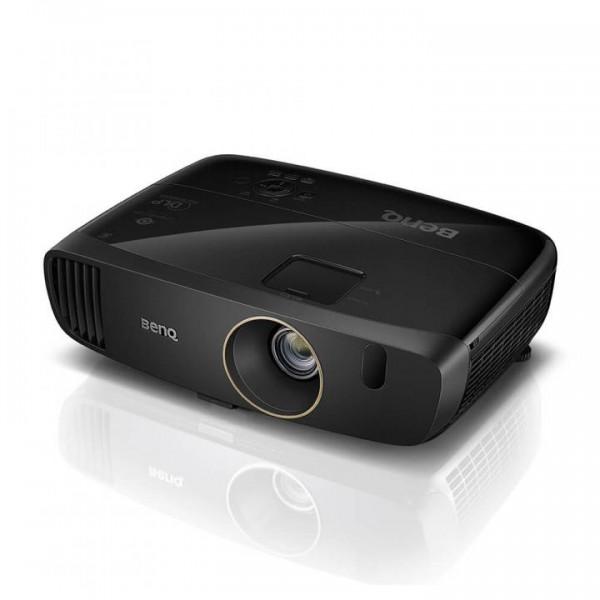 Benq W2000+. Projektorhelligkeit: 2200 ANSI Lumen, Projektionstechnologie: DLP, native Auflösung des