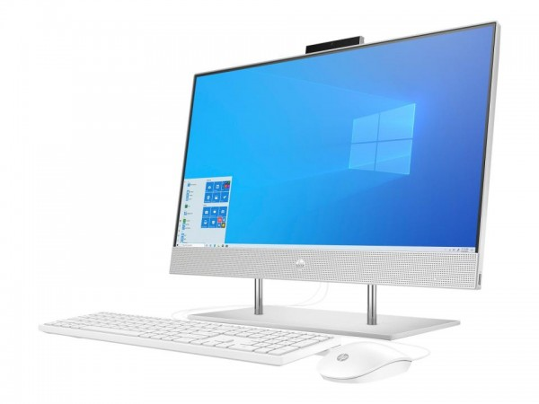 HP 24-dp0000wi - All-in-One (Komplettlösung) - Core i7 10700T / 2 GHz - RAM 8 GB - SSD 512 GB - NVMe
