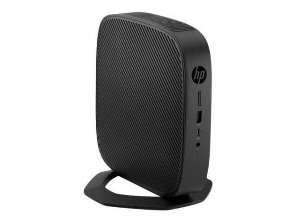 HP t540 - Thin Client - Tower - 1 x Ryzen Embedded R1305G / 1.5 GHz - RAM 8 GB - Flash - eMMC 16 GB
