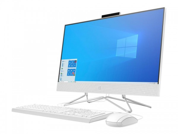 HP 24-df0107ng - All-in-One (Komplettlösung) - Core i5 10400T / 2 GHz - RAM 16 GB - SSD 512 GB - NVM