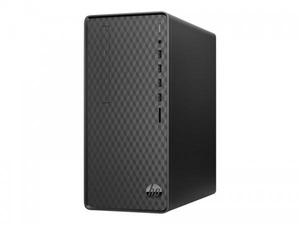 HP Desktop M01-F1009ng - MT - Pentium Gold G6400 / 4 GHz - RAM 8 GB - SSD 512 GB - NVMe - DVD-Writer
