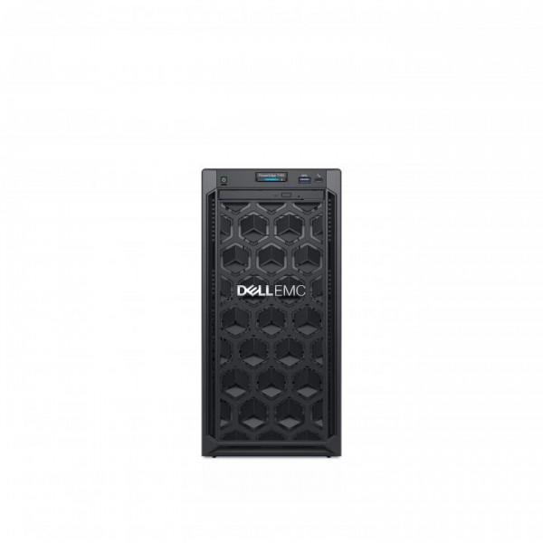 Dell PowerEdge T140 - 3,4 GHz - E-2224 - 16 GB - DDR4-SDRAM - 1000 GB - Tower Prozessor Festplatte P