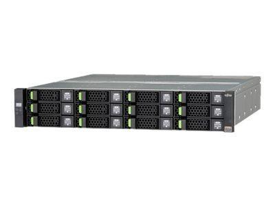 Fujitsu ETERNUS DX 100 S3 Controller Enclosure - Speichergehäuse - 12 Schächte (SAS-3) x 0 - Rack -