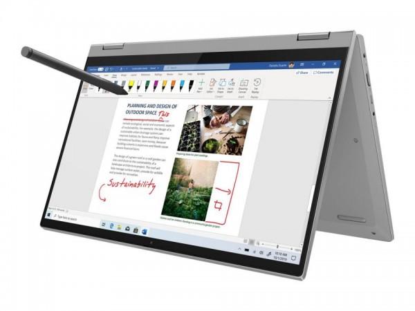 Lenovo IdeaPad Flex 5 14ITL05 82HS - Flip-Design - Core i7 1165G7 / 2.8 GHz - Win 10 Home 64-Bit - 1