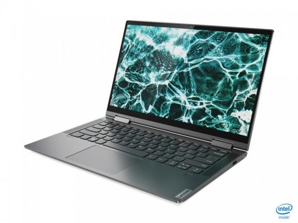 Lenovo Yoga C740. Produkttyp: Hybrid (2-in-1), Formfaktor: Convertible (Ordner). Prozessorfamilie: I