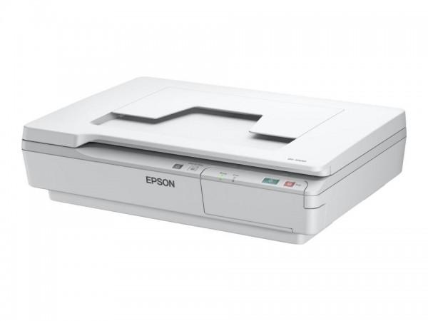 Epson WorkForce DS-5500 - Flachbettscanner - CCD - A4 - 1200 dpi x 1200 dpi - USB 2.0