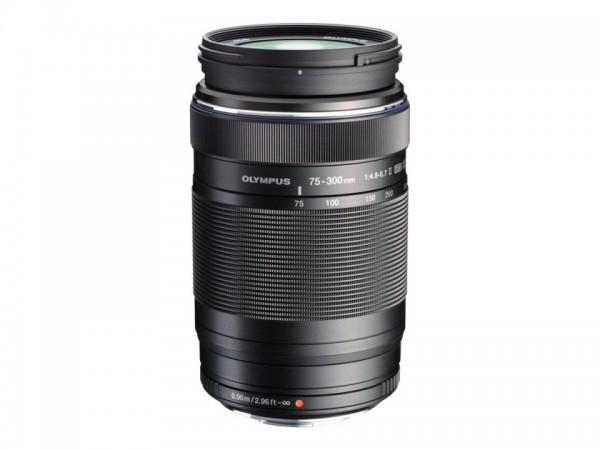 Olympus M.Zuiko Digital - Telezoomobjektiv - 75 mm - 300 mm - f/4.8-6.7 ED II - Micro Four Thirds