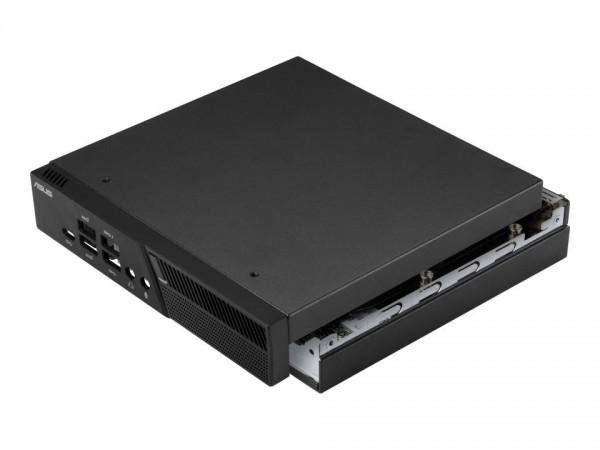 ASUS Mini PC PB60 B3766ZD - Mini-PC - Core i3 9100T / 3.1 GHz - RAM 4 GB - SSD 128 GB - UHD Graphics