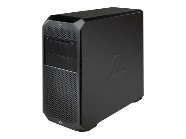 HP Workstation Z4 G4 - MT - 4U - 1 x Xeon Silver 4108 / 1.8 GHz - vPro - RAM 32 GB - SSD 512 GB - HP