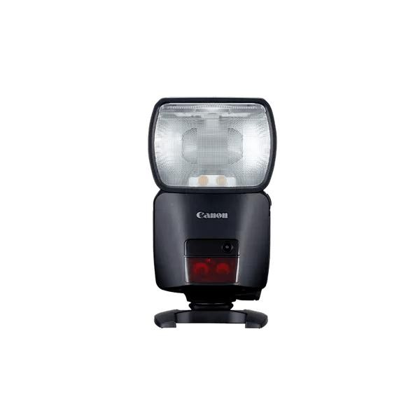 Canon Speedlite EL-1. Typ: Kompaktes Blitzlicht, Produktfarbe: Schwarz, Kameramarkenkompatibilität: