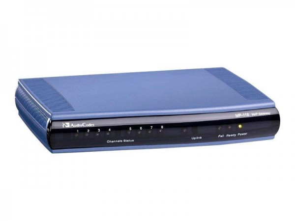 AudioCodes MediaPack Series MP-118 MP118/8S/SIP