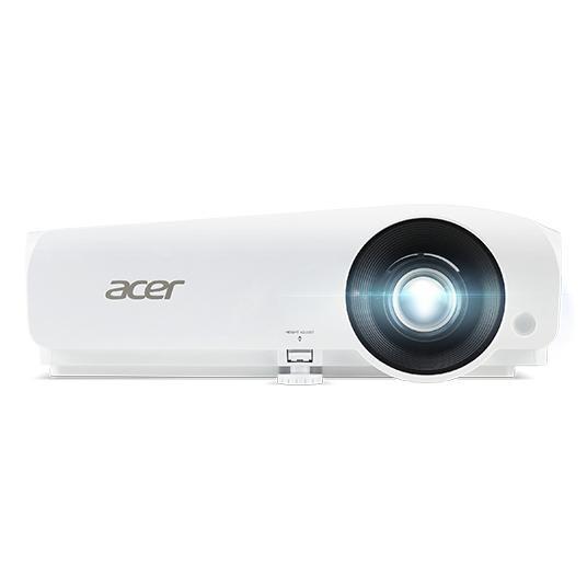 Acer Essential P1260BTi. Projektorhelligkeit: 4000 ANSI Lumen, Projektionstechnologie: DLP, native A