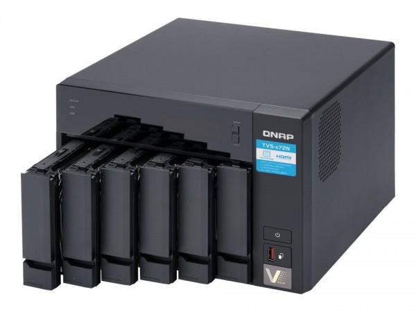 QNAP TVS-672N TVS-672N-I3-4G