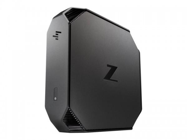 HP Workstation Z2 Mini G4 Performance - Mini - 1 x Core i7 8700 / 3.2 GHz - RAM 16 GB - SSD 512 GB -