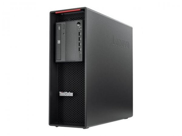 Lenovo ThinkStation P520 30BE - Tower - 1 x Xeon W-2275 / 3.3 GHz - RAM 64 GB - SSD 512 GB - TCG Opa