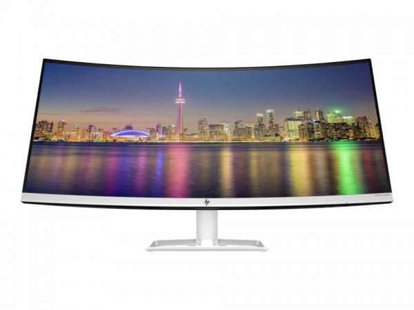 "HP 34f - LED-Monitor - gebogen - 86.36 cm (34"") 6JM50AA#ABB"