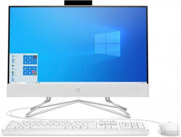 HP 22-df0009n. Produkttyp: All-in-One-PC. Bildschirmdiagonale: 54,6 cm (21.5 Zoll), HD-Typ: Full HD,