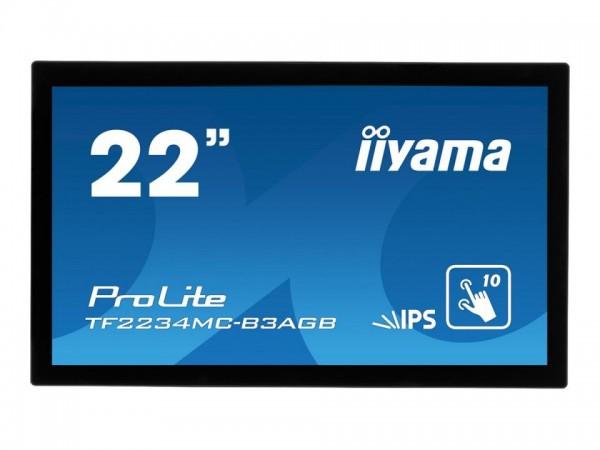 "Iiyama ProLite TF2234MC-B3AGB - LED-Monitor - 55.9 cm (22"") TF2234MC-B3AGB"