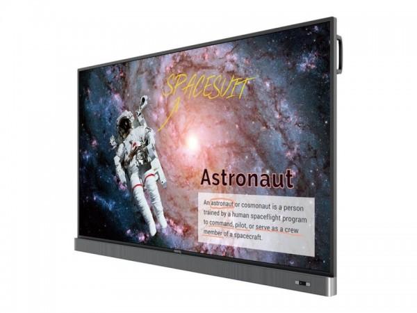 """BenQ RM7502K - 190.5 cm (75"""") Diagonalklasse LED-Display - interaktiv - mit interaktives Whiteboard"""
