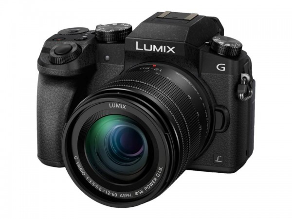 Panasonic Lumix G DMC-G70M - Digitalkamera - spiegellos DMC-G70MEG-K