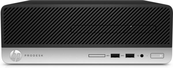 HP ProDesk 400 G6. Prozessor-Taktfrequenz: 3 GHz, Prozessorfamilie: Intel® Core™ i7 der 9. Generatio