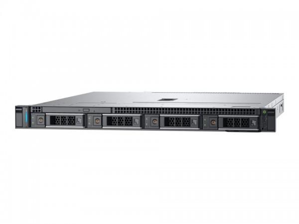 Dell EMC PowerEdge R240 - Server - Rack-Montage - 1U - 1-Weg - 1 x Xeon E-2236 / 3.4 GHz - RAM 16 GB