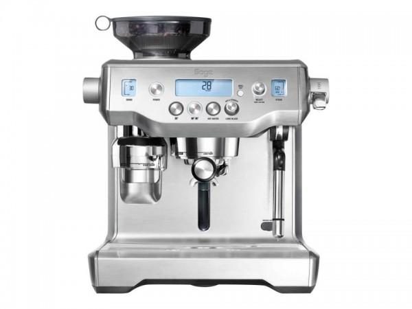 Sage SES980BSS4EEU1 the Oracle - Automatische Kaffeemaschine mit Cappuccinatore - 15 bar - gebürstet