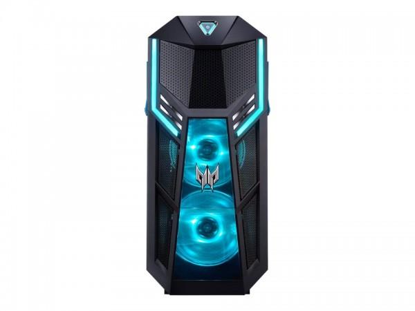 Acer Predator Orion 5000 PO5-615s - Tower - Core i9 10900K / 3.7 GHz - RAM 16 GB - SSD 1.024 TB - SE