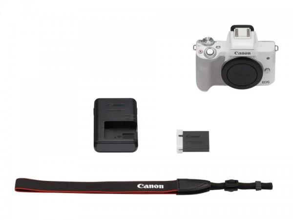 Canon EOS M50 - Digitalkamera - spiegellos - 24.1 MPix 2681C002