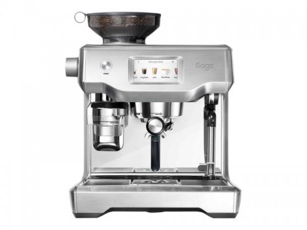 Sage SES990BSS4EEU1 the Oracle Touch - Automatische Kaffeemaschine mit Cappuccinatore - 15 bar - geb