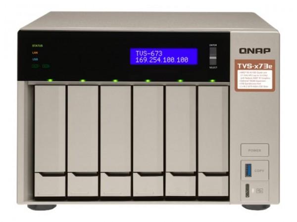 QNAP TVS-673E TVS-673E-8G