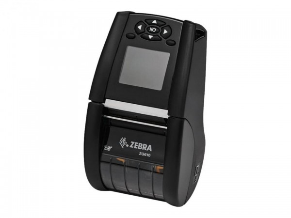 Zebra ZQ600 Series ZQ610 - Etikettendrucker - Thermodirekt - Rolle (5,5 cm) - 203 dpi - bis zu 115 m