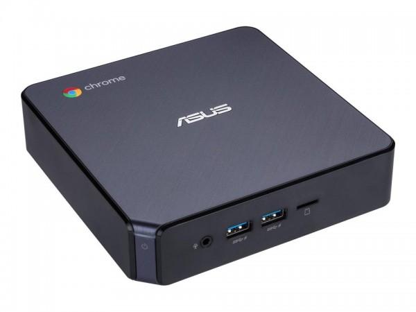 ASUS Chromebox 3 N7128U - Mini-PC - 1 x Core i7 8550U - RAM 16 GB - SSD 128 GB - UHD Graphics 620 -